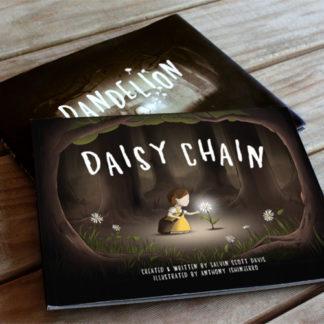 Daisy Chain + Dandelion Book