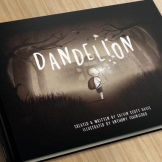 Dandelion Signed Book