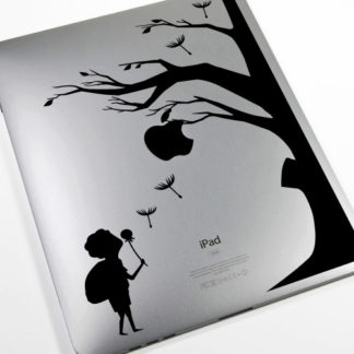 Dandelion iPad Decal